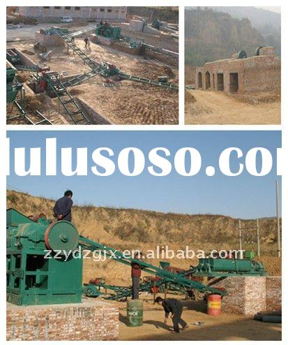Red Brick Making Machine in China