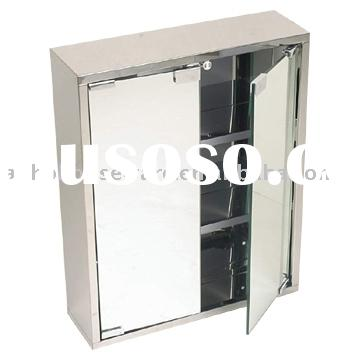 Revolving Cabinet (Bathroom Cabinet,Storage Cabinet,Mirror Cabinet,Stainless Steel Cabinet)