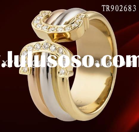 Royal luxury engagement rings, wedding rings