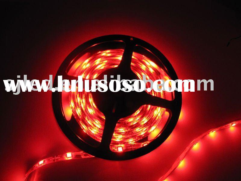 SMD waterproof flexible self-adhesive led rope light