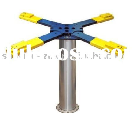 SR-102X hydraulic single post car lift
