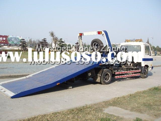 Sale Dongfeng Platform Road Wrecker Truck for sale (Tow truck)