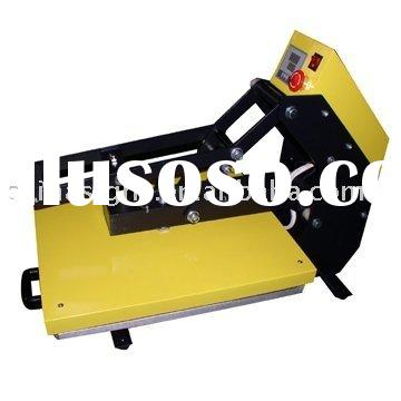 Semi-automatic Heat Press Machine for Pull-out Style
