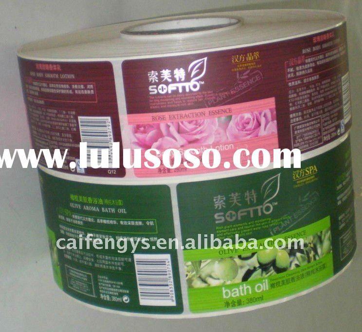 Serial number/Barcode label/sticker