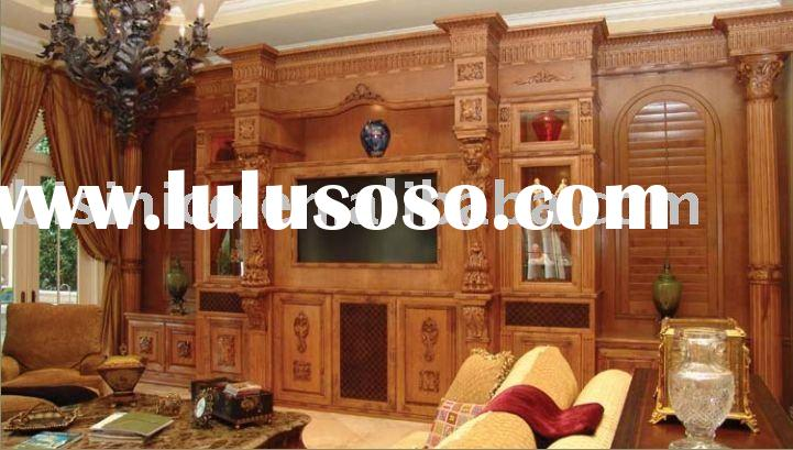 Solid wood Americna style cabinet,TV cabinet,living room furniture,solid wood furniture,home furnitu