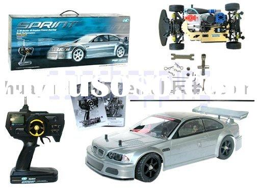 Sprint rc car toy car RTR nitro power high speed and long running time