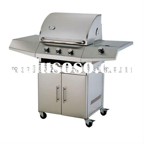 Grill Cover Clean Stainless Steel Grill Cover
