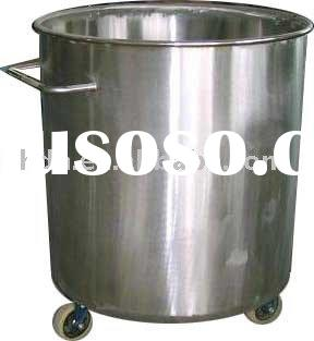 Stainless steel mixing barrel,pot,drum