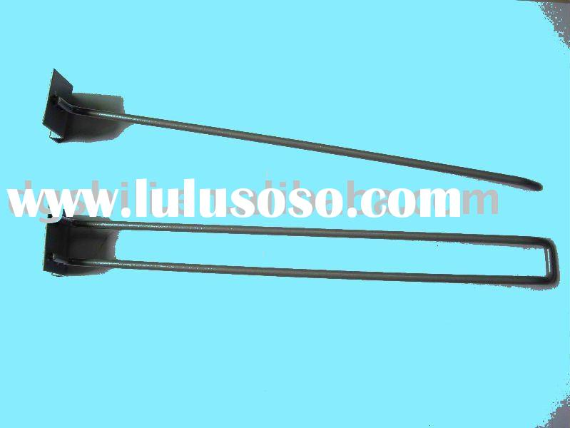 Stamping Precision Part, metal stamping part, rail clip, wire hook.