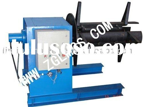 Steel Coil Stands : Decoiler stand manufacturers in lulusoso