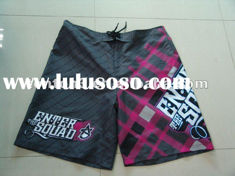 Sublimation surf shorts