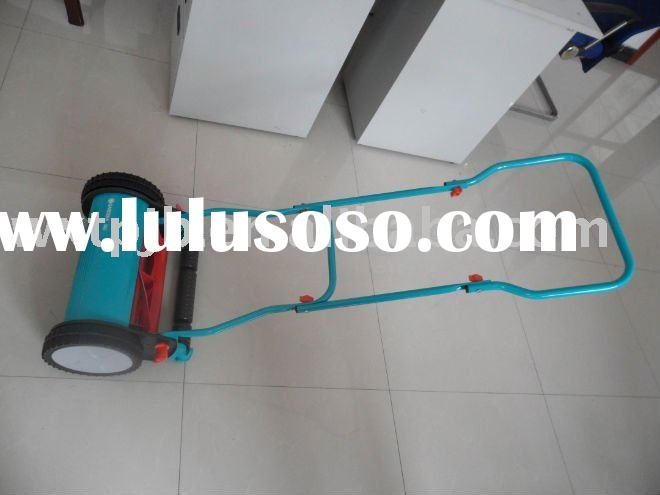 TOP hand push grass cutter machine
