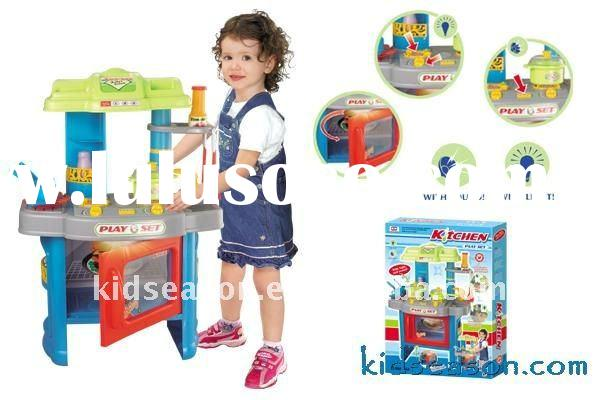 Toys kitchen play set toys kitchen play set manufacturers for Kitchen set video song