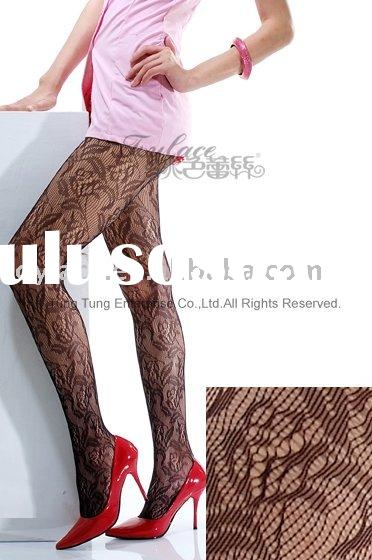 Manufacturers Introduced Pantyhose Styles Designed 50