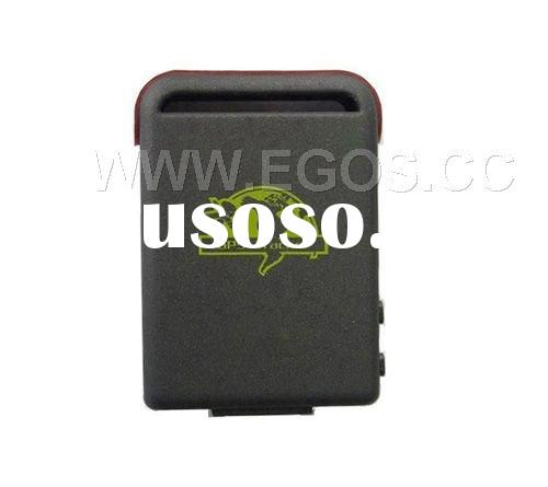 Tracking by SMS/GPRS Mini GPS Tracker for Persons and Pets