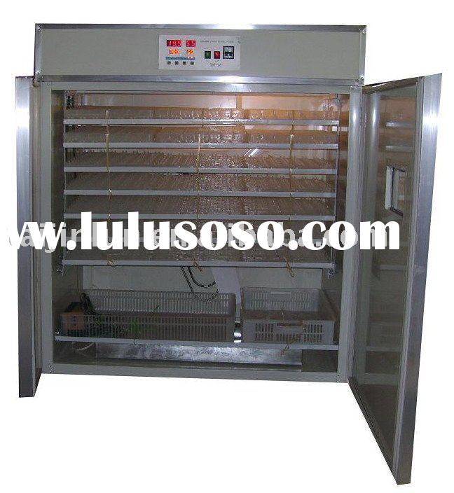 Turkey egg incubator