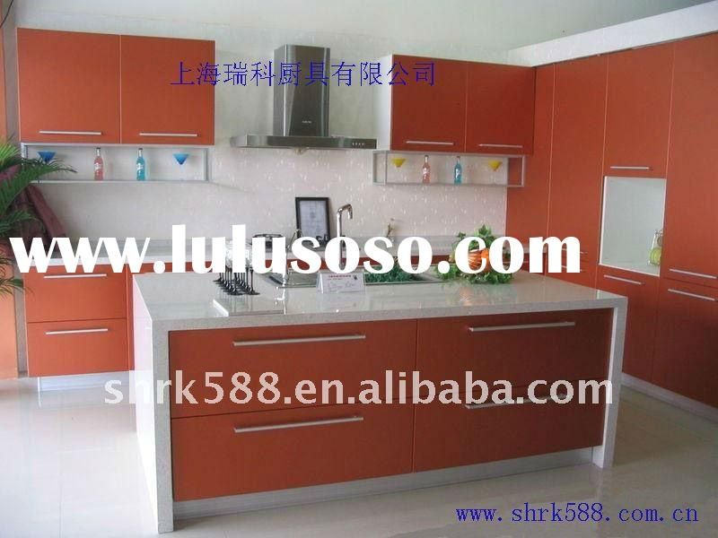UV kitchen cupboard/kitchen cupboard/mdf furniture painted/cupboard design/kitchen cabinets direct