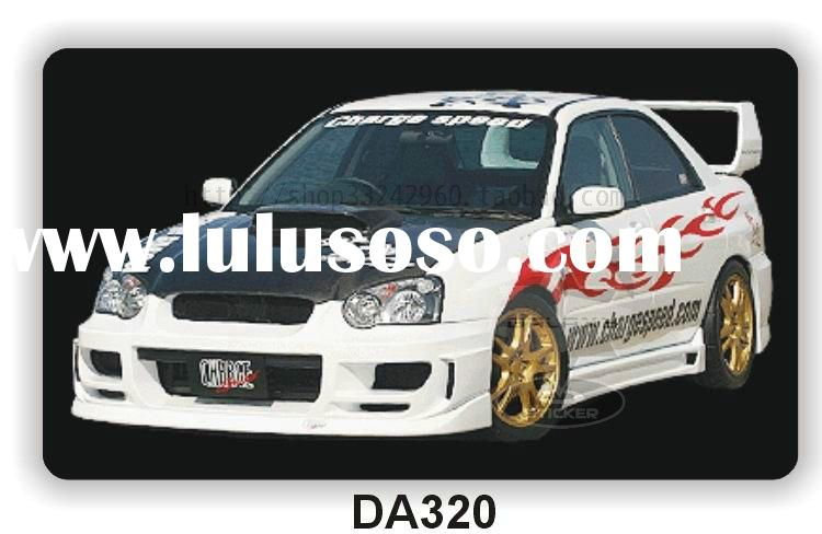 Vehicle Wrapping Car/Auto Body Vinyl Graphic Custom Stickers SUBARU DA348