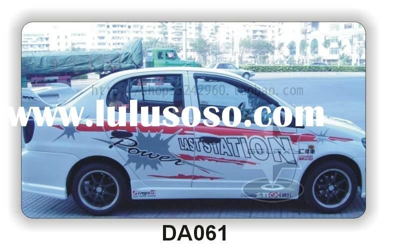 Vehicle Wrapping Car/Auto Vinyl Body Graphic Decals/Stickers