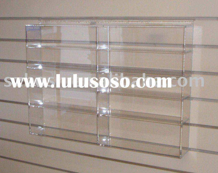 Wall Mounted Acrylic Shelf Wall Mounted Acrylic Shelf
