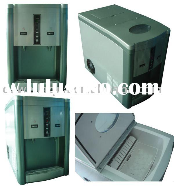 how to clean refrigerator ice maker water dispenser