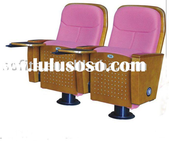 Wholesale Soft Folding Auditoria/Lecture Chair with Table