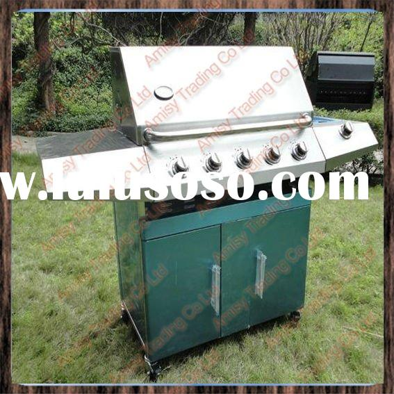 Wholesale Stainless Steel Gas BBQ Grill
