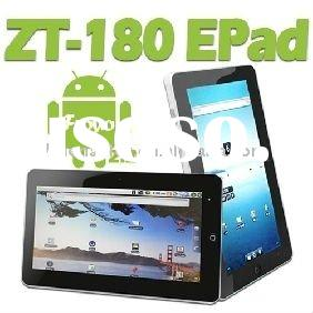 ZEPAD ZT-180 tablet PC 10 inch android 2.2 HDMI Camera 512MB 4GB