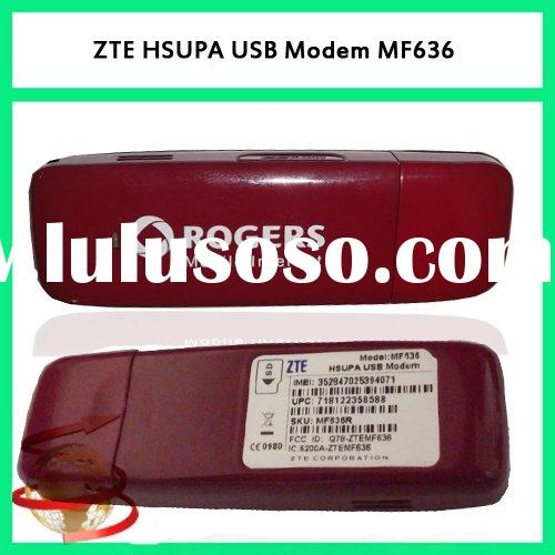 ZTE mf 636 7.2M low price 3g Modem With Newest Firmware