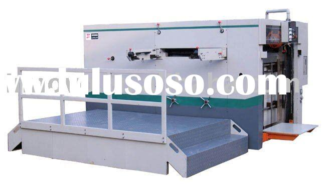 ZX1350 Semi automatic Die Cutting and Creasing machine