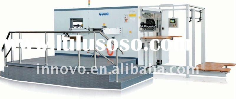 ZXMY 1500 Semi-automatic Die-cutting and Creasing Machine