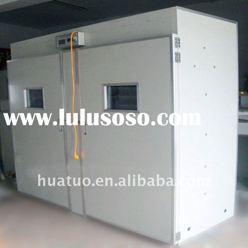 ZYB-10 vFull automatic egg incubator for hatching eggs