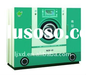 (full automatic,full enclosed) dry cleaning machine for sale