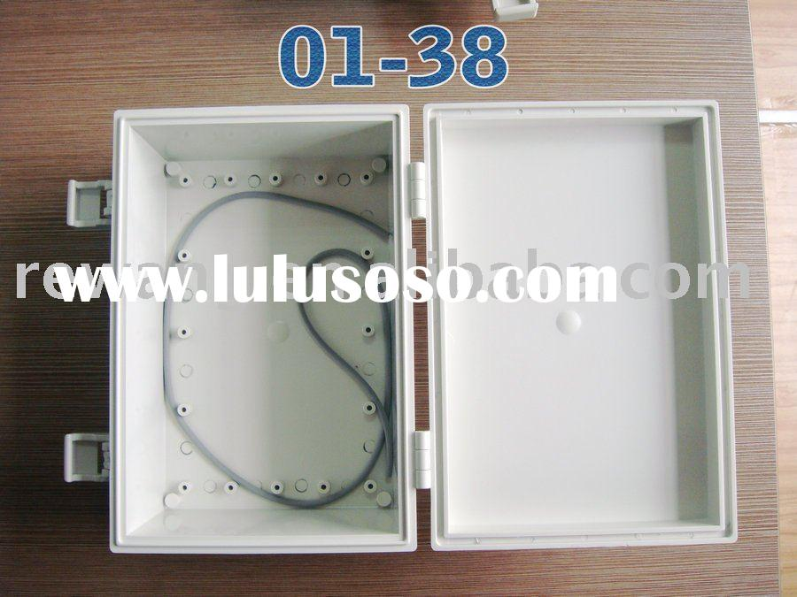 abs Plastic waterproof enclosure, electric enclosure,250*170*102mm