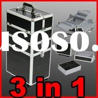 aluminum flight case for make-up display
