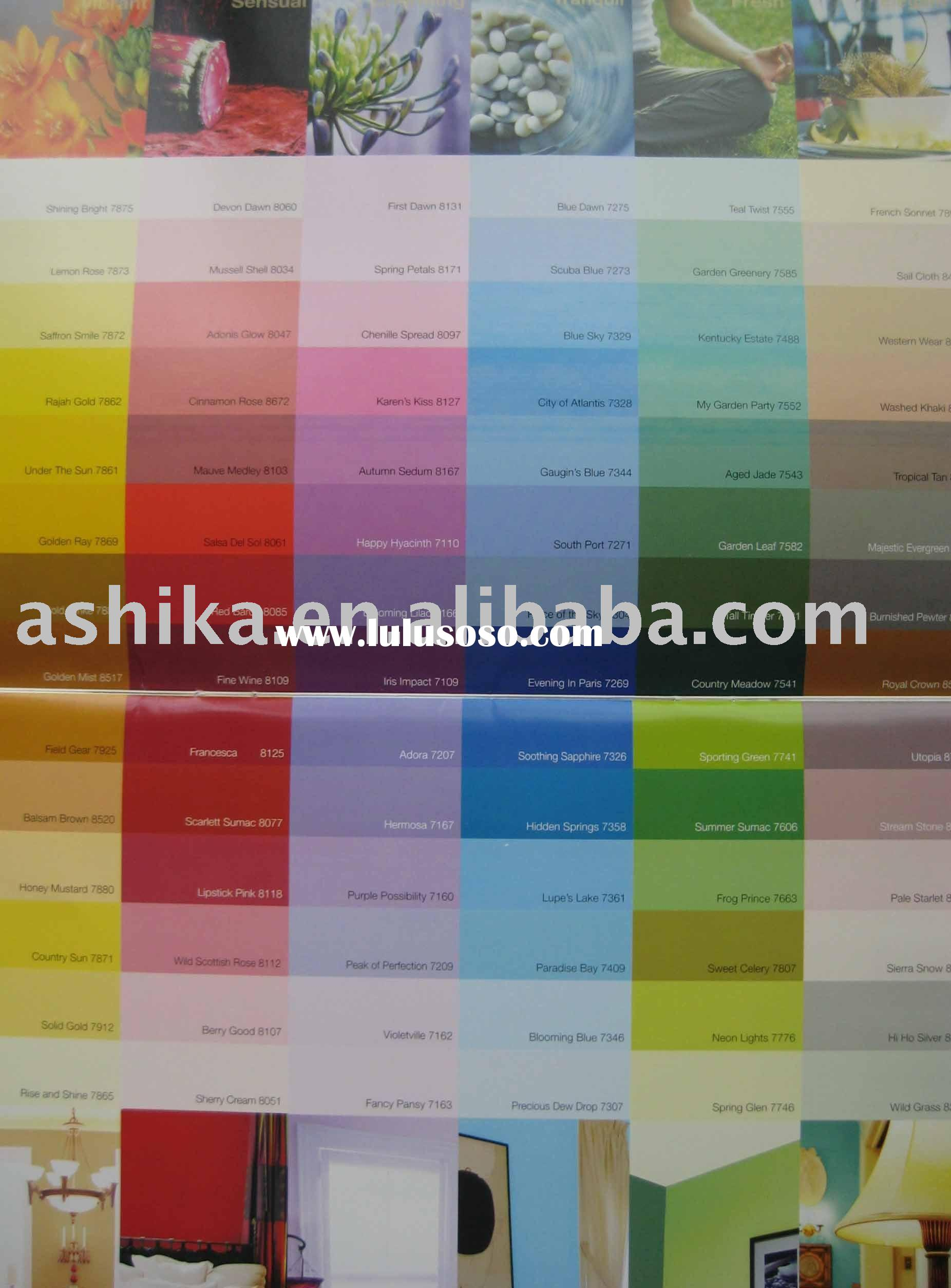 Dupont Automotive Color Car Paint Colors Chart Dupont 20