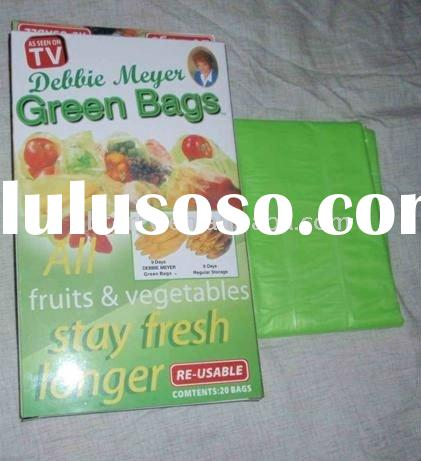 as seen on tv green fresh bags