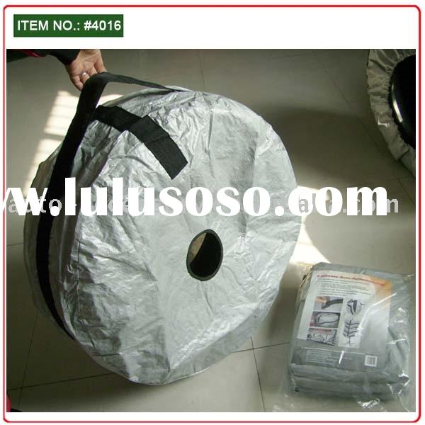 auto accessories Car tire covers (cover spare tire, cover custom spare tire, waterproof tire bags)