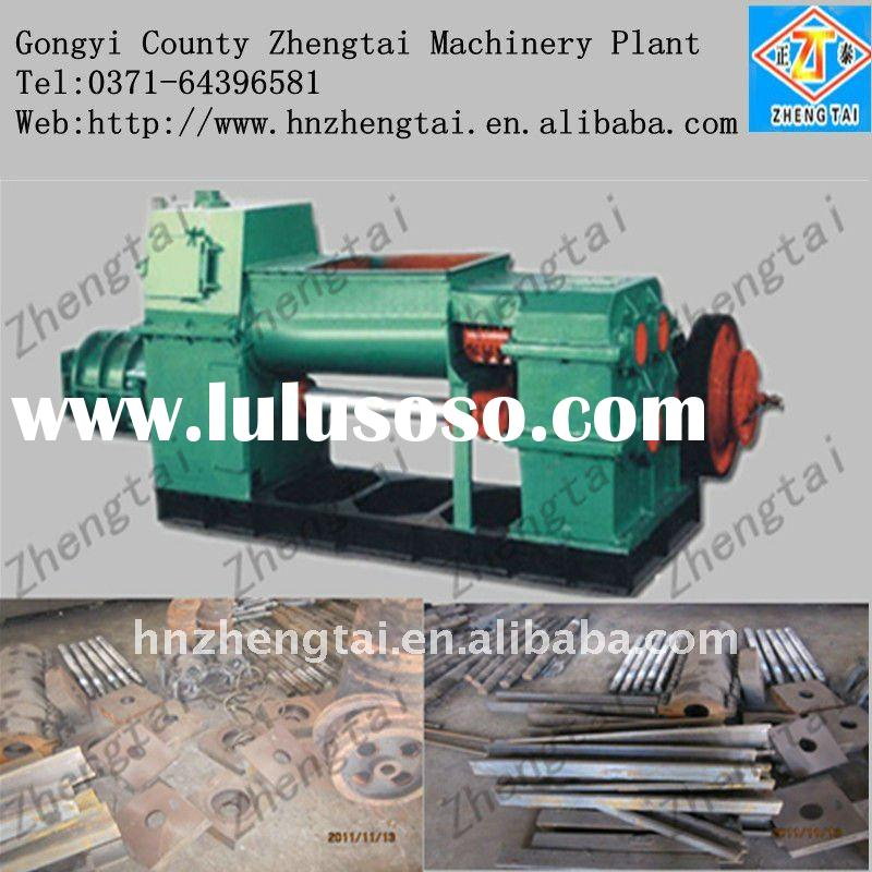 automatic clay brick making machine