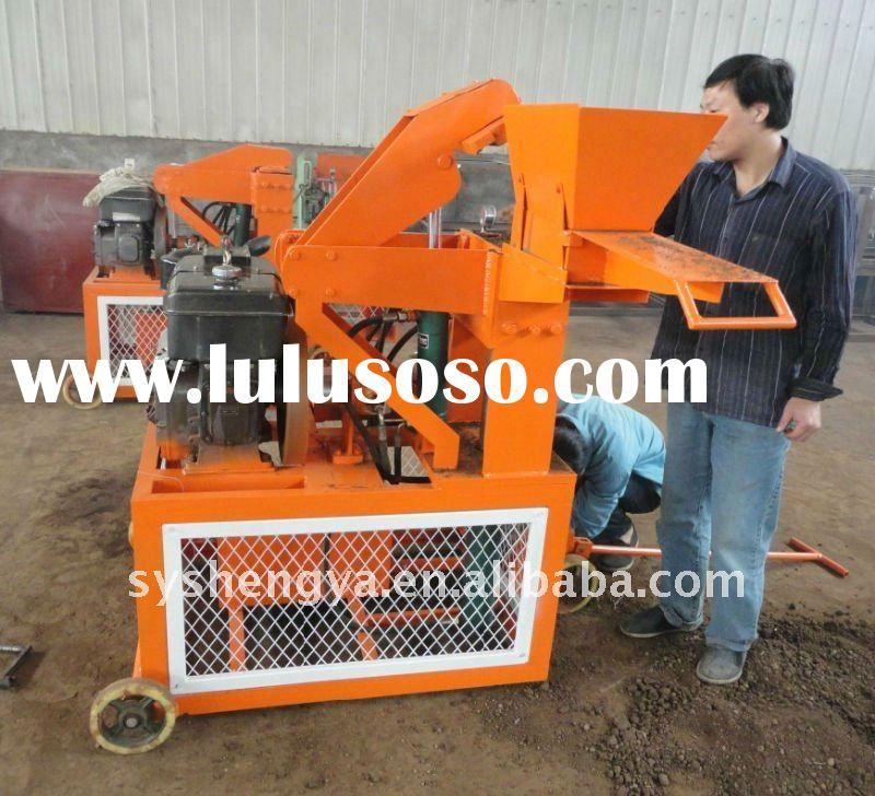 automatic clay brick making machine SY1-20