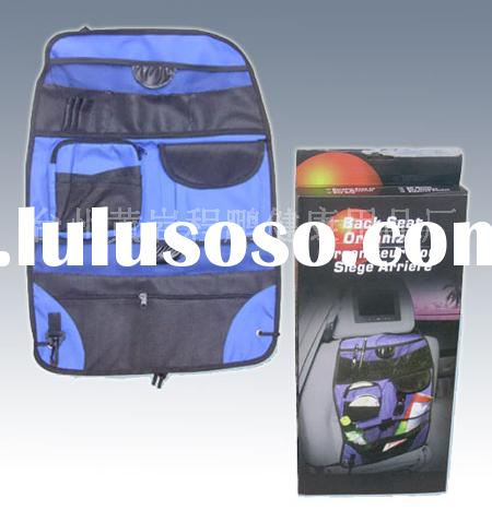 back seat organizer/car storage bag/car back seat bag