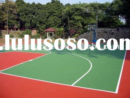 basketball rubber floor