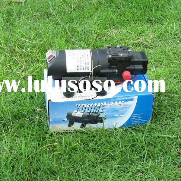 battery operated drinking water pump