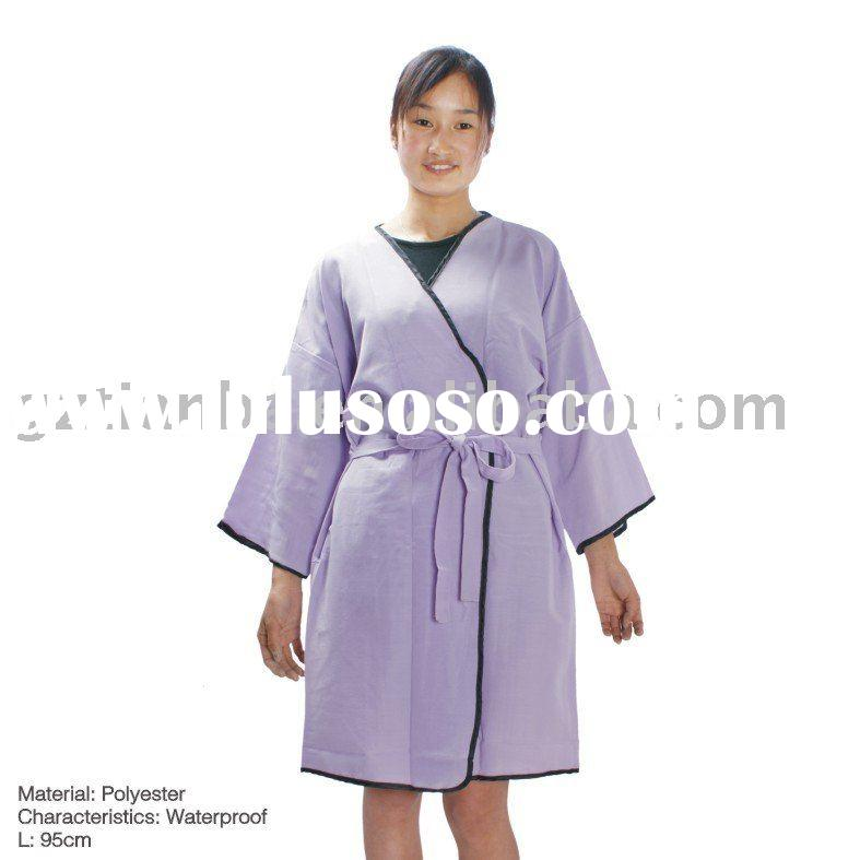 Salon apparel uniform salon apparel uniform manufacturers for Spa vest uniform