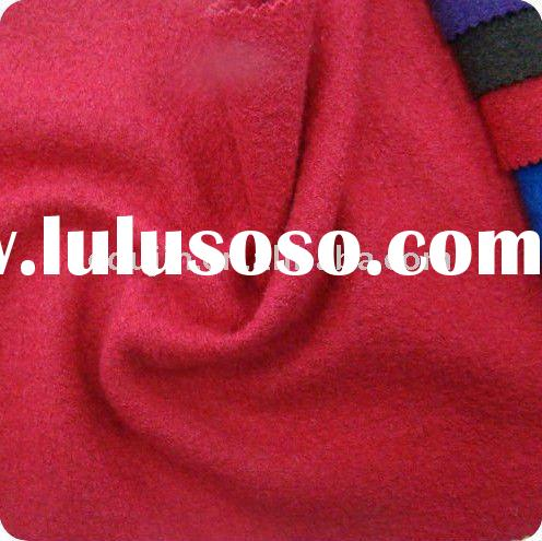 boiled wool fabric