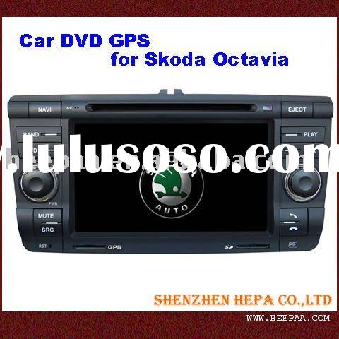 car dvd cd player for skoda octavia