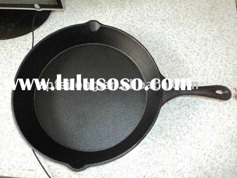 cast iron pans,skillet,