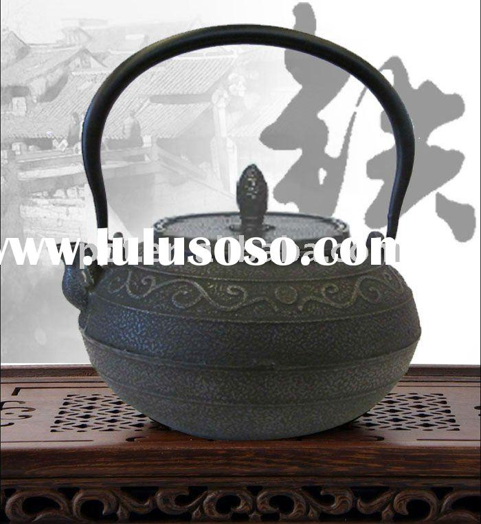 cast iron tea pot cast iron teapot 600ML
