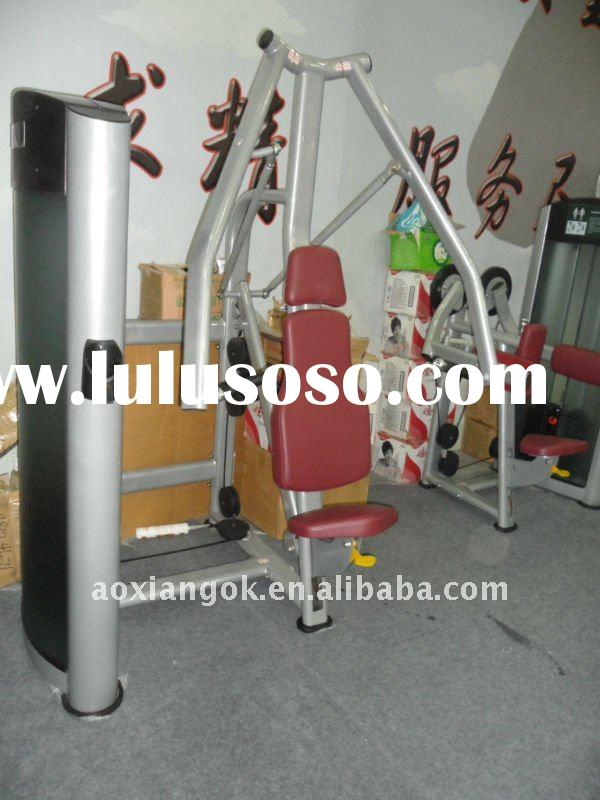 chest press fitness exercise equipment - Chest Press/gym machine