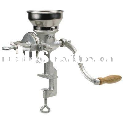 coffee grinder , manual corn grinder , grain mill grinder,corn muller